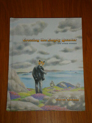 Crossing The Empty Quarter And Other Stories Dark Horse Books Hb 9781595823885