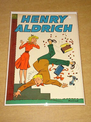Henry Aldrich #18 Nm (9.4) Dell Comics November 1953