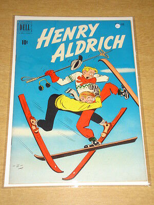 Henry Aldrich #9 Vf+ (8.5) Dell Comics December 1951