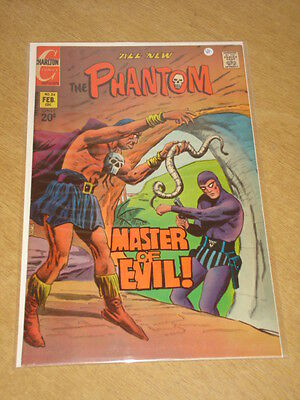 Phantom #54 Vf (8.0) Charlton Comics February 1973