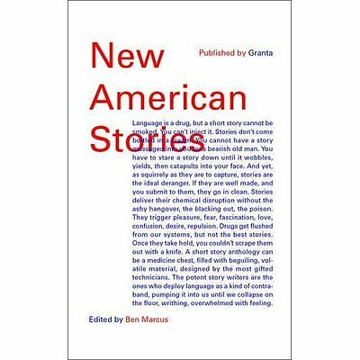 New American Stories - Marcus, Ben NEW Paperback