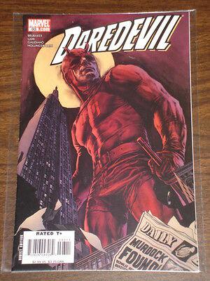 Daredevil Man Without Fear #93 Vol2 Marvel March 2007