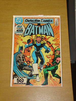 Detective Comics #554 Batman Nm 1St New Black Canary September 1985
