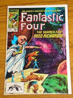 Fantastic Four #261 Vol1 Marvel Silver Surfer Byrne December 1983
