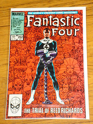 Fantastic Four #262 Vol1 Marvel Comics January 1984