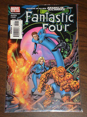 Fantastic Four #534 Vol1 Marvel Comics Ff Thing March 2006