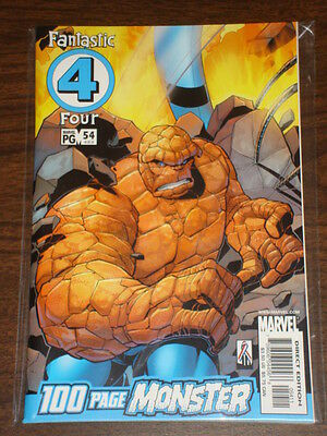 Fantastic Four #54 Vol3 Marvel Comics Ff Thing June 2002
