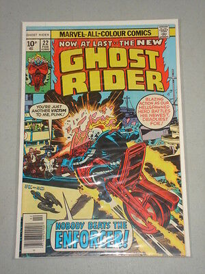 Ghost Rider #22 Vol 1 Marvel Comics February 1977