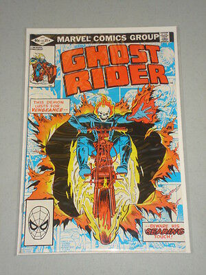Ghost Rider #67 Vol 1 Marvel Comics April 1982
