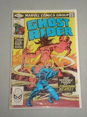Ghost Rider #68 Vol 1 Marvel Origin Issue Scarce May 1982