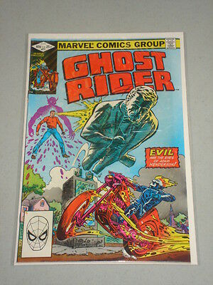 Ghost Rider #71 Vol 1 Marvel Comics August 1982