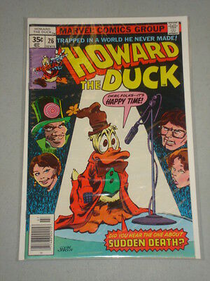 Howard The Duck #26 Vol 1 Marvel Comics July 1978