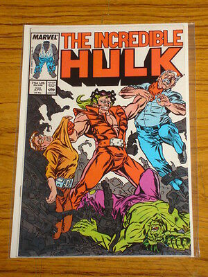 Incredible Hulk #330 Vol1 Marvel 1St Mcfarlane Issue April 1987
