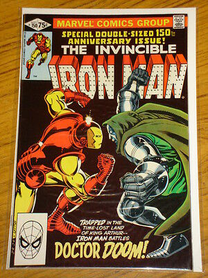 Ironman #150 Vol1 Marvel Comics 48 Pages Fight Cover September 1981