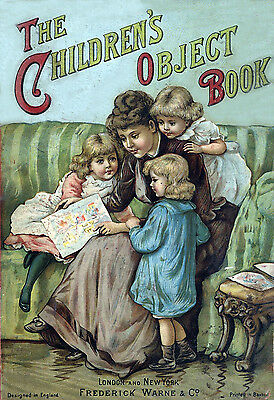 Print & Sell For Cash - ANTIQUE CHILDREN'S BOOK ILLUSTRATIONS Vol.2