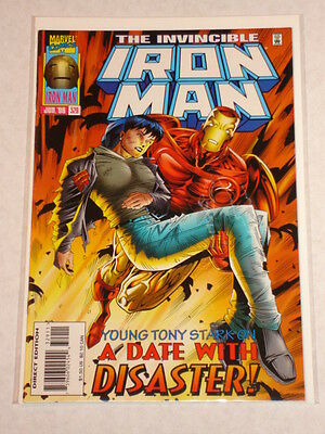 Ironman #329 Vol1 Marvel Comics June 1996