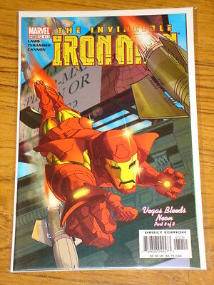 Ironman #72 Vol3 The Invincible Marvel Comics November 2003