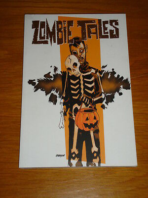 Zombies Tales Boom Studios Cosby Giffen Waid Graphic Novel 9781934506028
