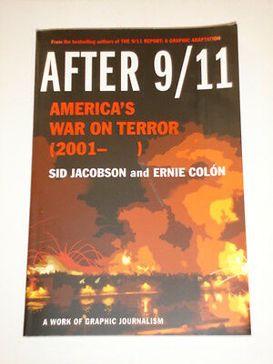 After 9/11 Nine Eleven Americas War On Terror 2001 Gn