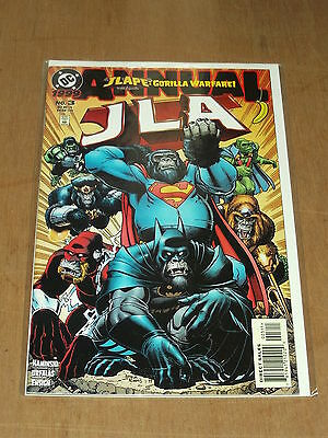Justice League Of America Annual #3 Jla Dc Comics 1999
