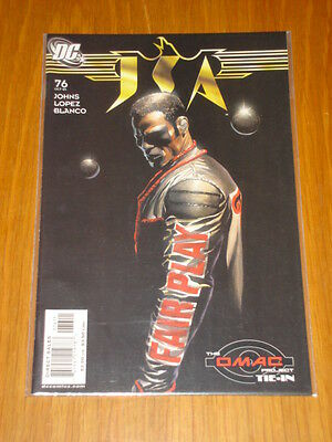 Justice Society Of America #76 Vol 1 Dc Comic Jsa October 2005