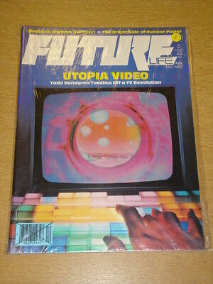Future #23 Vf 1980 Dec Future Us Magazine Utopia Video