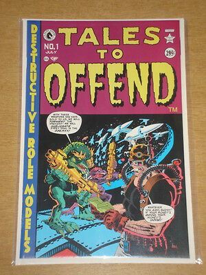 Tales To Offend #1 Dark Horse Comics Frank Miller Sin City Story July 1997