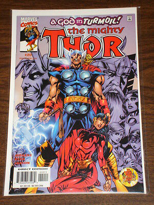 Thor #20 Vol2 The Mighty Marvel Comics February 2000