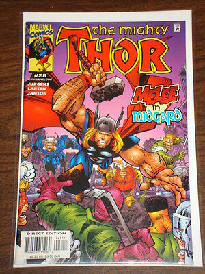 Thor #28 Vol2 The Mighty Marvel Comics October 2000
