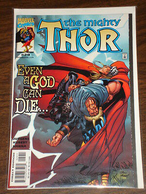 Thor #29 Vol2 The Mighty Marvel Comics November 2000
