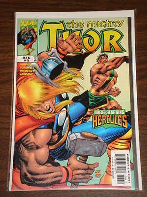 Thor #6 Vol2 The Mighty Marvel Comics December 1998