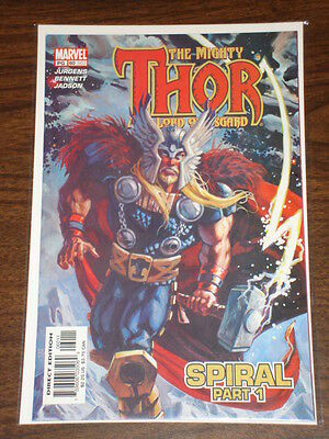 Thor #60 Vol2 The Mighty Marvel Comics April 2003