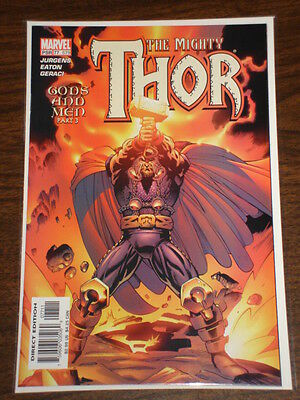 Thor #77 Vol2 The Mighty Marvel Comics June 2004