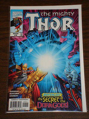 Thor #9 Vol2 The Mighty Marvel Comics March 1999