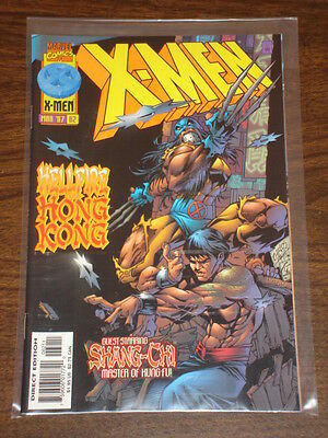 X-Men #62 Vol2 Marvel Comics  Wolverine March 1997