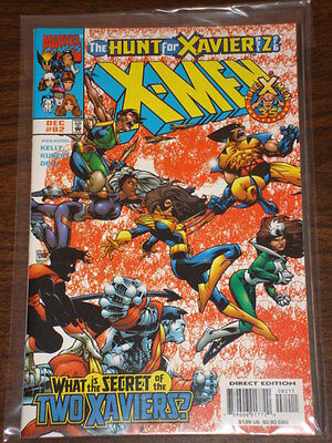 X-Men #82 Vol2 Marvel Comics Wolverine December 1998