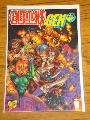 X-Men Generation X Gen13 Vol1 Variant Marvel Comics