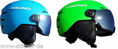 HEAD Knight Skihelm | Visierhelm | Boardhelm Saison 2015/16 NEU=