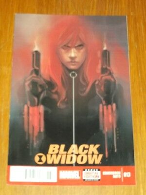 Black Widow #13 Marvel Comics February 2015 Nm (9.4)