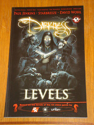 Darkness Levels Top Cow Productions Volume 1 Gn 9781582407975