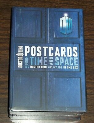 Doctor Who Bbc From Time And Space 100 Doctor Who Postcards In One Box Daleks