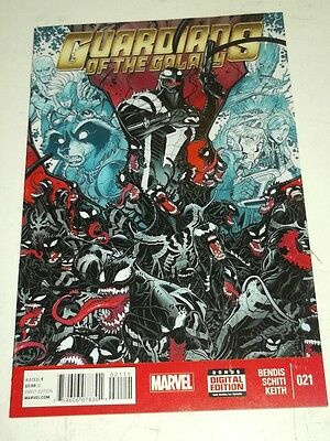 Guardians Of The Galaxy #21 Marvel Comics