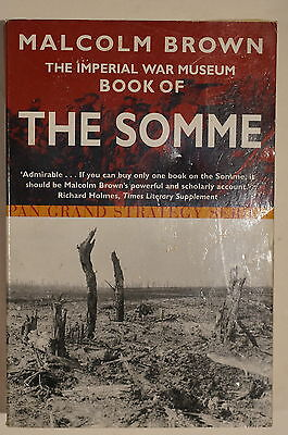 WW1 British Imperial War Museum Great War The Somme Reference Book