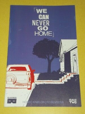 We Can Never Go Home #2 Black Mask Comics May 2015 Nm (9.4)
