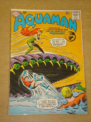 Aquaman #13 Fn- (5.5) Dc Comics February 1964 **