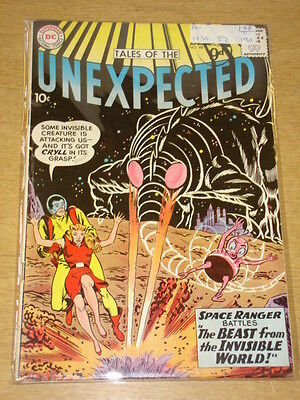 Tales Of The Unexpected #48 Fn- (5.5) Dc Comics April 1960 **
