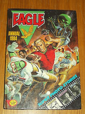 Eagle Fleetway British Annual 1984