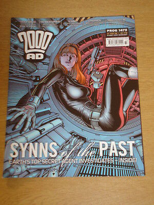 2000Ad #1473 British Weekly Comic Judge Dredd Feb 2006 *