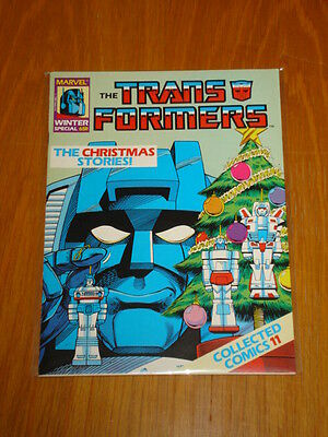 Transformers British Weekly Special Comic #11 1988