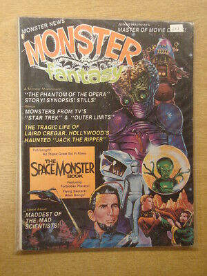 Monster Fantasy #4 Fn Mayfair Horror Magazine